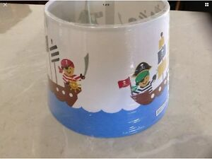 Boys Pirate Lamp Shade. Brand New Moonta Bay Copper Coast Preview