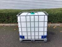 WaterTank 1000 Lts.