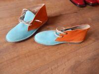 Ladies Suede Boots