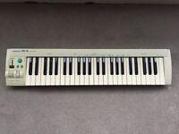 Goldstar GMK-49 / GMK49 MIDI Keyboard with Pressure Keys - comes with 2x MIDI Leads and User Manual