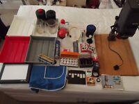Photographic Enlarger and Darkroom Equipment