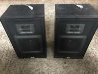 Amstrad speakers for record player