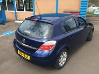 Vauxhall Astra 54 plate