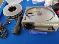 Kodak S-AV2050 Slide Projector