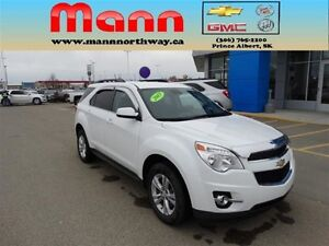2013 Chevrolet Equinox LT - PST paid, Remote start, Heated seats