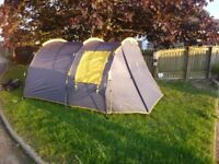 Tent 2-3 man. Perfect Festival tent or first time camping.