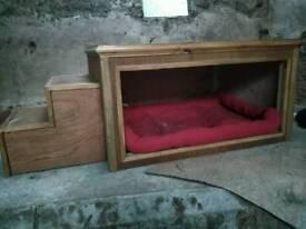 Double pets bed(dog, cat, pets)