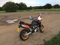 Aprilia Pegaso Factory, A2 license, Low miles, Beautiful rare bike