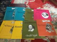 Living Shakespeare Vinyl and Book Collection