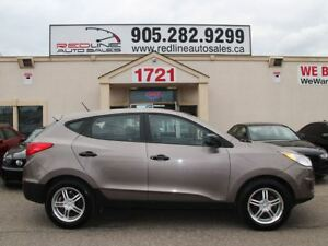 2011 Hyundai Tucson Alloys, WE APPROVE ALL CREDIT