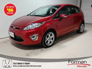 2011 Ford Fiesta SES - Heated seats   As low as $86 B/W!