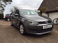 VW Polo 1.6 TDI 2010 - Excellent MPG - Reduced for a Quick Sale.