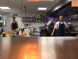Sous Chef- 28,000 plus tips and live in - Gastro Pub - North Norfolk Coast