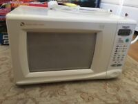 Microwave Oven Daewoo with grille