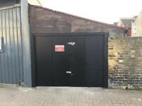 Lock up, secured garage near Streatham Common ideal for long term parking and storage.