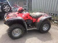 Honda foreman 500 cc