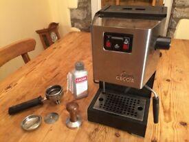Gaggia Baby Classic coffee machine