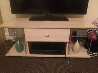 """WOODEN TV STAND, SUITABLE FOR UPTO 60"""" TV. NICE DESIGN."""