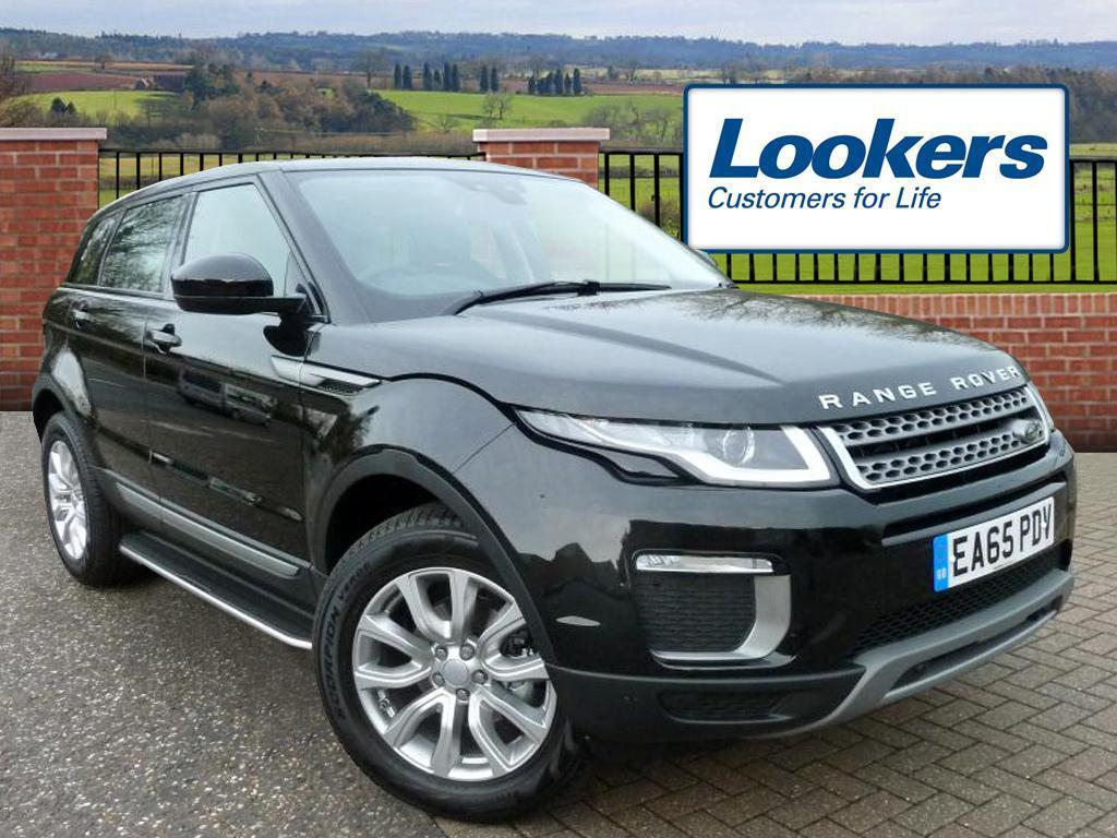 land rover range rover evoque ed4 se black 2015 11 24 in chelmsford essex gumtree. Black Bedroom Furniture Sets. Home Design Ideas