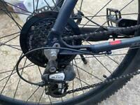 Carrera vengeance E-Spec Electric bike