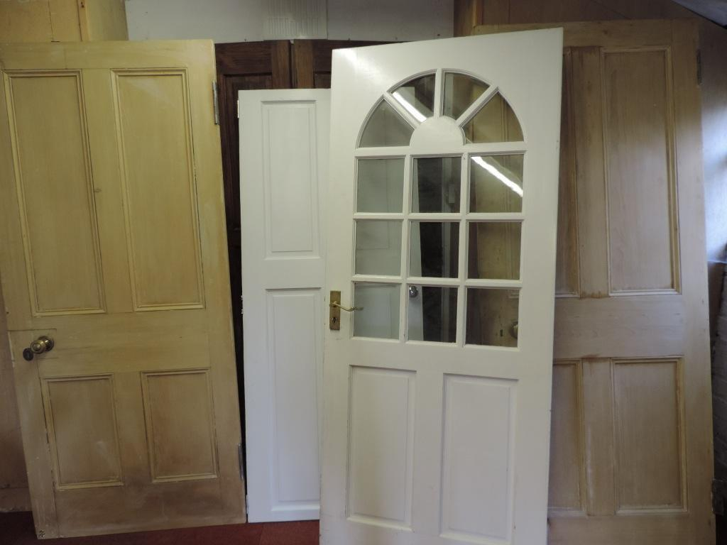 768 #495C82 Half Glass Panel Door In Alyth Perth And Kinross Gumtree image Doors Half Glass 42031024