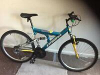 Integra bike excellent condition