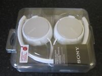 Sony MDRZX310 Foldable On-Ear Headphones