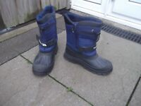 Trespass snow boots size 39/6