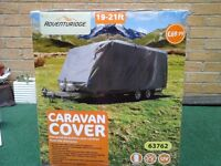 Caravan cover 19' to 21' new and still in box