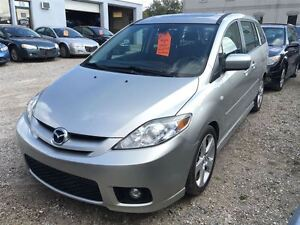 2007 Mazda MAZDA5 GT CALL 519 485 6050 CERT AND E TESTED