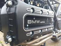 bmw cafe racer bobber tracker brat custom project