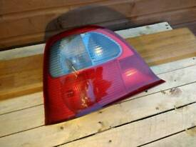 2002 Rover 25 passengers side rear brake light