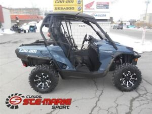2018 Can-Am Commander 1000 Limited Limited