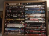 Movies DVD collection