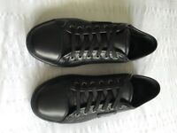 Genuine dolce and gabbana leather shoes size 7