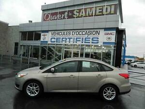 2016 Ford Focus SE + JANTES + CAMERA ARRIERE+