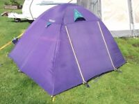 Sunncamp 3 person tent
