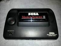 Sega Master System 2.£25 ono. Console ONLY. No controllers or power lead.