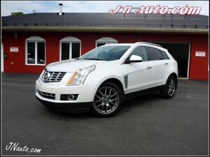 2015 Cadillac SRX4 Performance, AWD