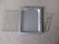 Camping grill pan - New & Unused
