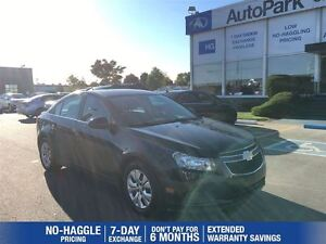 2014 Chevrolet Cruze LT|Power Locks|Bluetooth|Power Windows|AUX