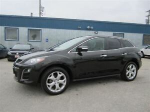 2011 Mazda CX-7 GT-POWER SUNROOF LEATHER INTERIOR