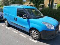 Fiat Doblo LWB Mulitjet, 1.6, FSH, New Cambelt, New Front Pads, Roof Rack/Towbar & Tomtom included