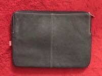 High quality leather case - MacBook Air/Pro 13 or other ultrabooks