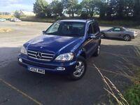 Mercedes ml 270 cdi quick sale
