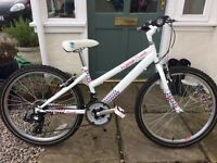 Girls bike in really good condition.