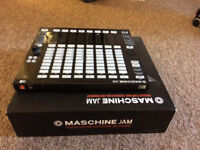 Native Instruments Maschine Jamm Controller - New Condition Boxed