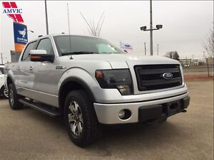 2013 Ford F-150 S/CREW 4X4 LUXURY LOADED