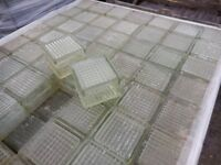 GLASS BRICKS RECLAIMED
