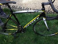 Scott CR1 30 Full Carbon Road Bike